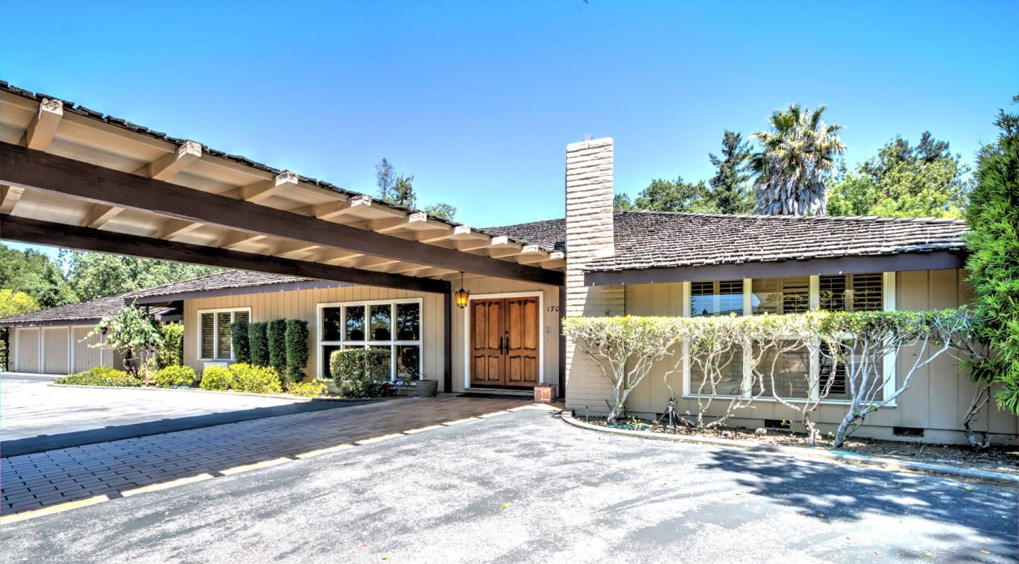 Property for sale at 170 Twin Oaks DR, Los Gatos,  CA 95032