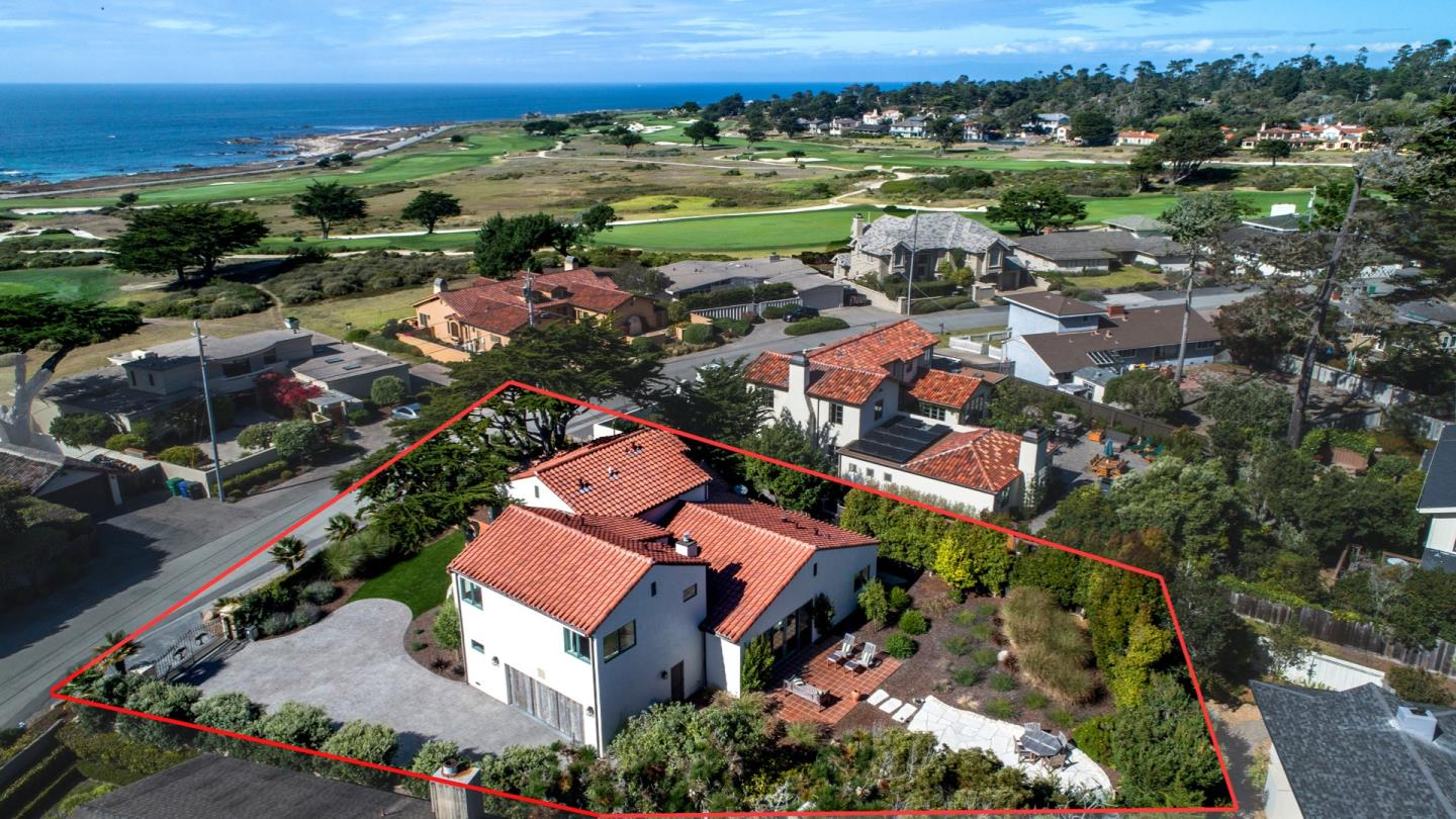 Property for sale at 1046 Marcheta LN, Pebble Beach,  California 93953