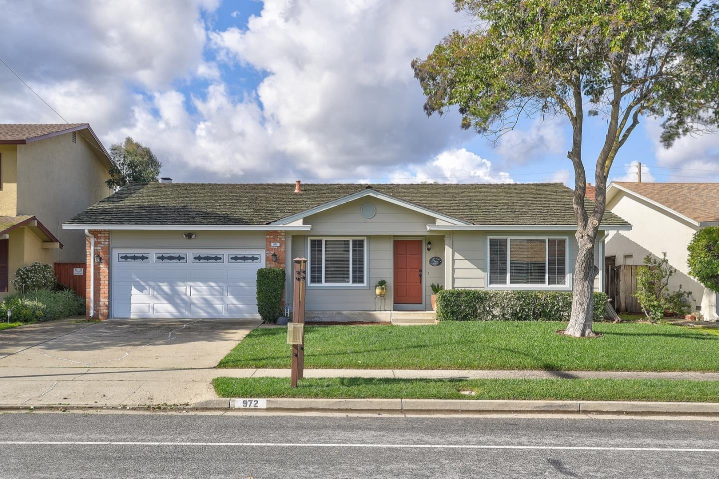 Property for sale at 972 Redmond AVE, San Jose,  California 95120
