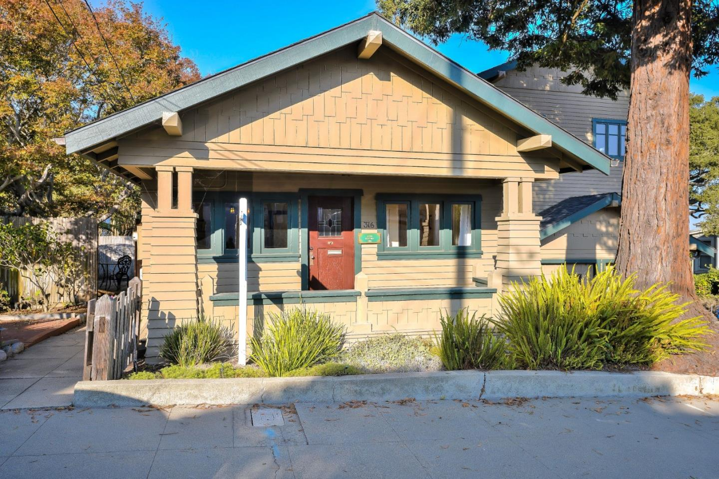 Property for sale at 316 14th ST, Pacific Grove,  California 93950