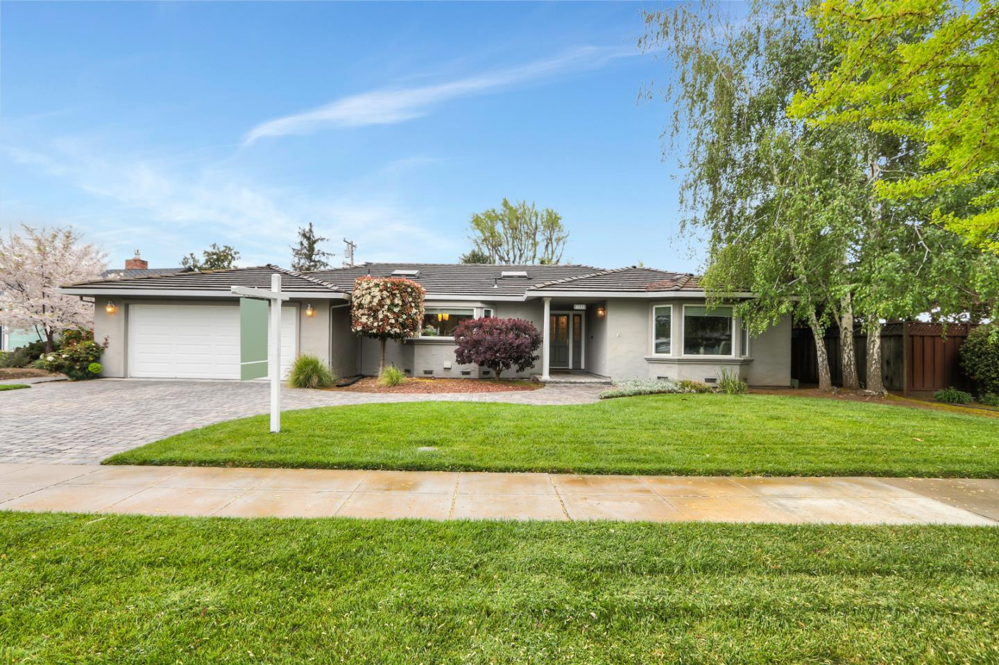 Property for sale at 2833 Cambridge DR, San Jose,  California 95125