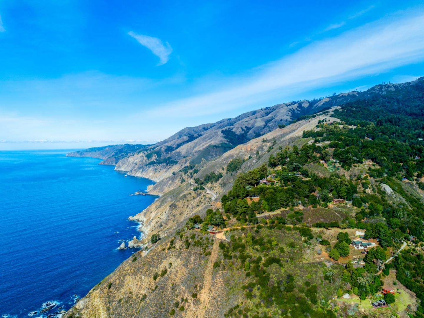 Property for sale at 51422 Partington Ridge RD, Big Sur,  California 93920