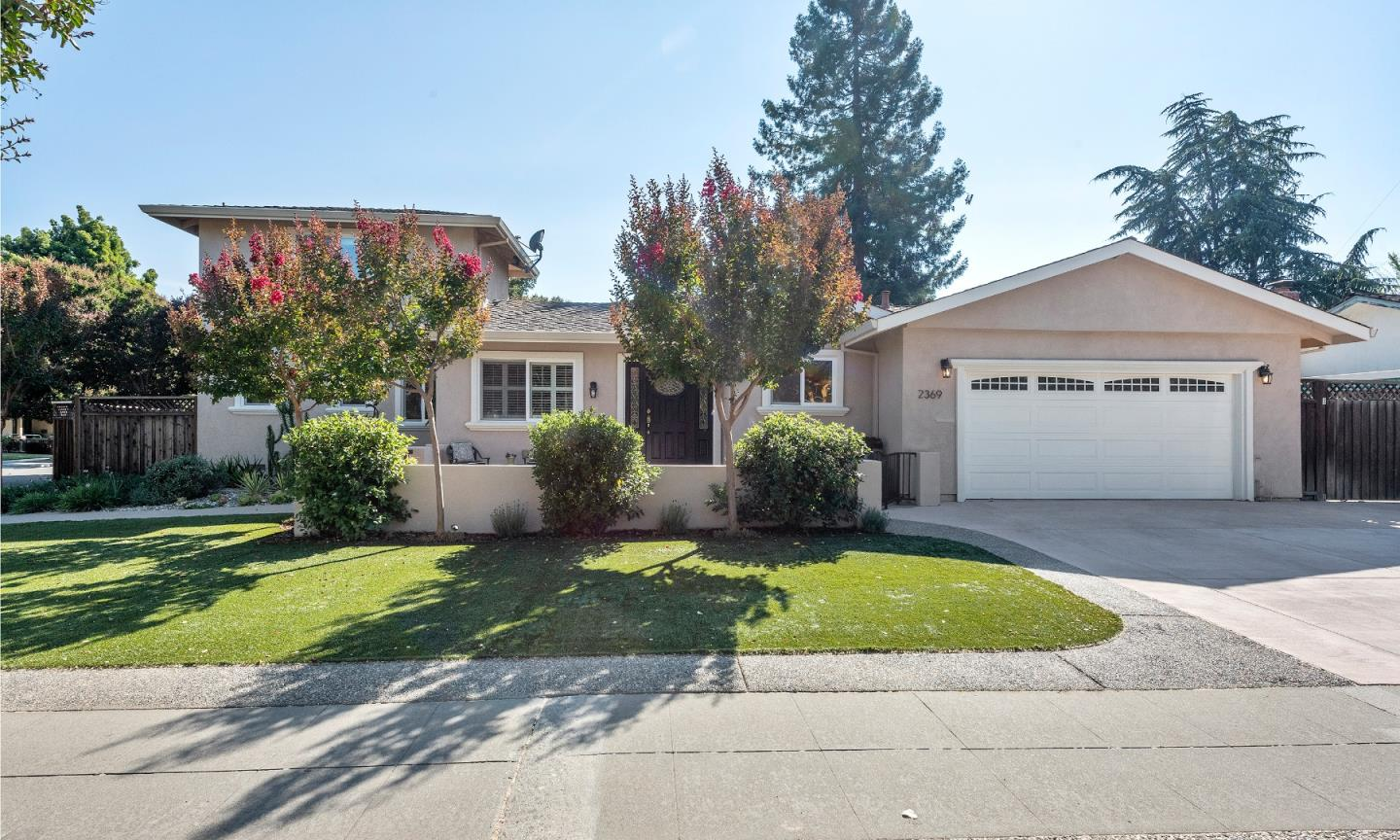 Property for sale at 2369 Plummer AVE, San Jose,  California 95125
