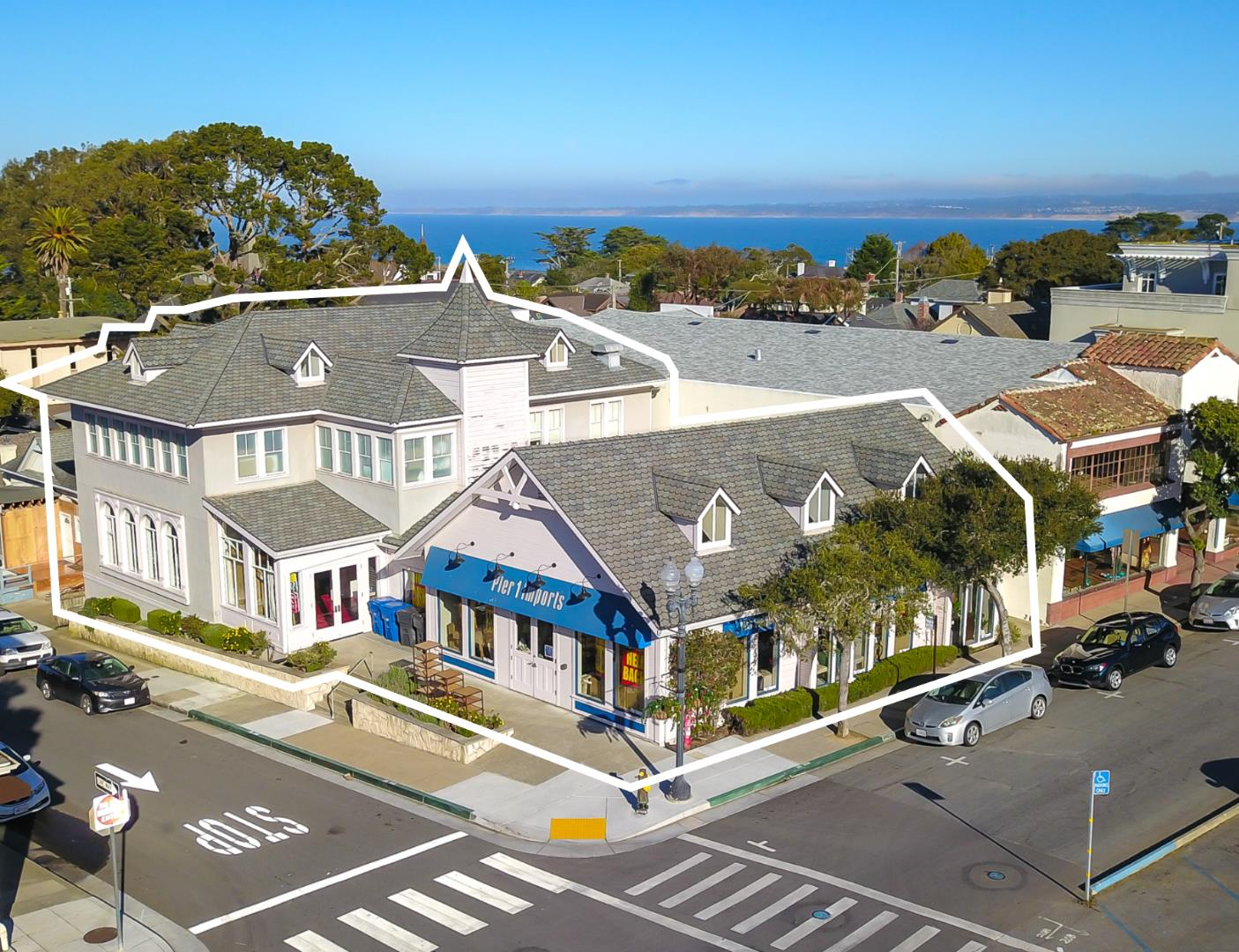 Property for sale at 490 Lighthouse AVE, Pacific Grove,  California 93950