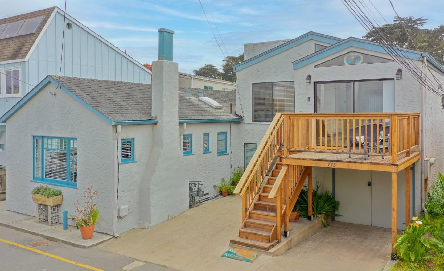 Property for sale at 743 & 745 Mermaid AVE, Pacific Grove,  California 93950