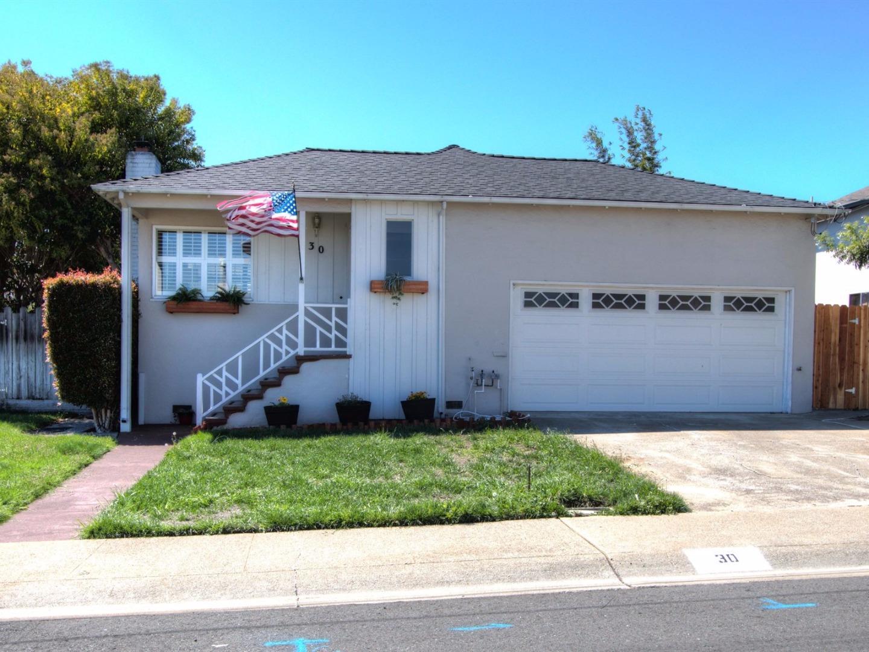 30 Dexter Place, Millbrae, CA 94030 $988,000 www.ritasinclair.com ...