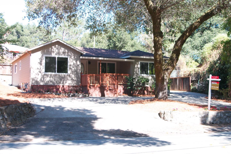 9364 Glen Arbor Road Ben Lomond Ca 95005