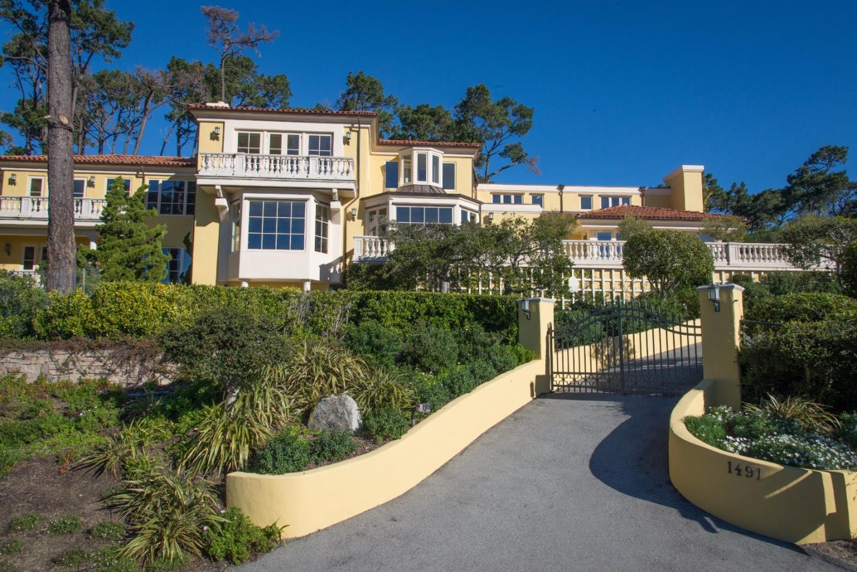 Property for sale at 1491 Bonifacio RD, Pebble Beach,  CA 93953