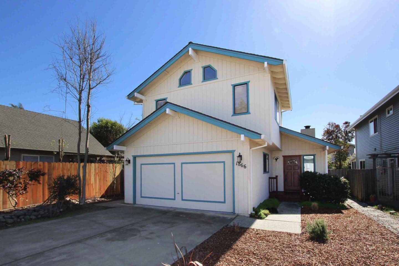 1866 Silvana Lane, Santa Cruz, CA 95062
