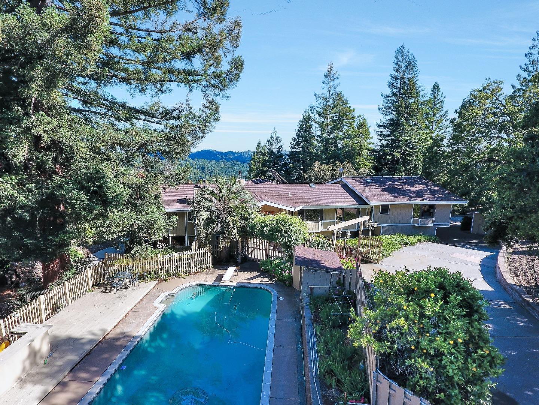 23591 Hutchinson Road Los Gatos, CA 95033 - MLS #: ML81654746