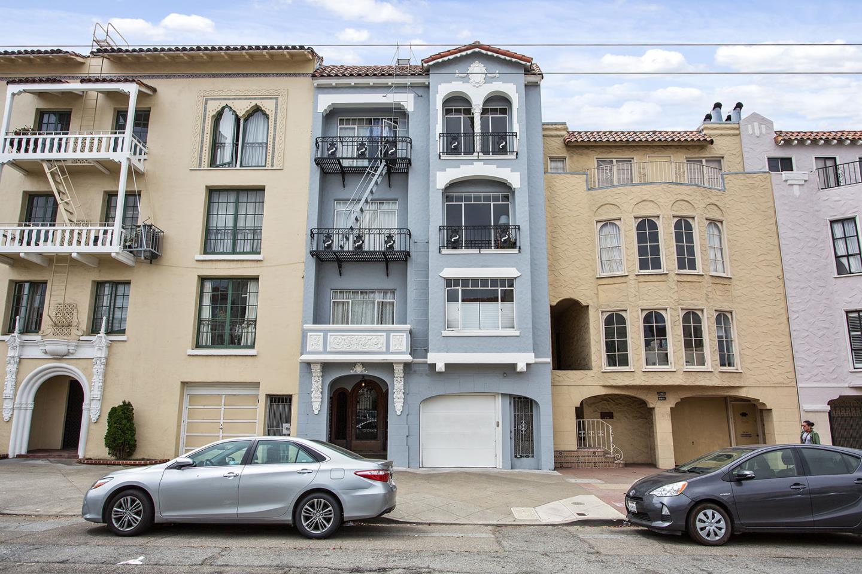 3675 Fillmore ST 302 San Francisco CA 94123