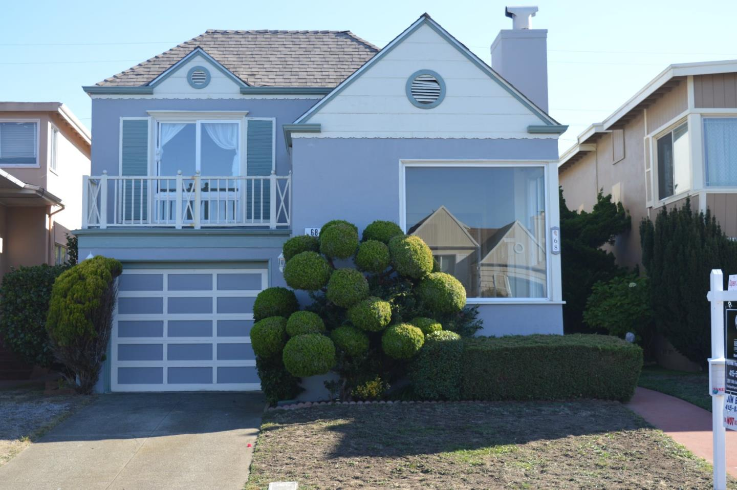 68 Belmont Drive, Daly City, CA, 94015 - SOLD LISTING, MLS ...