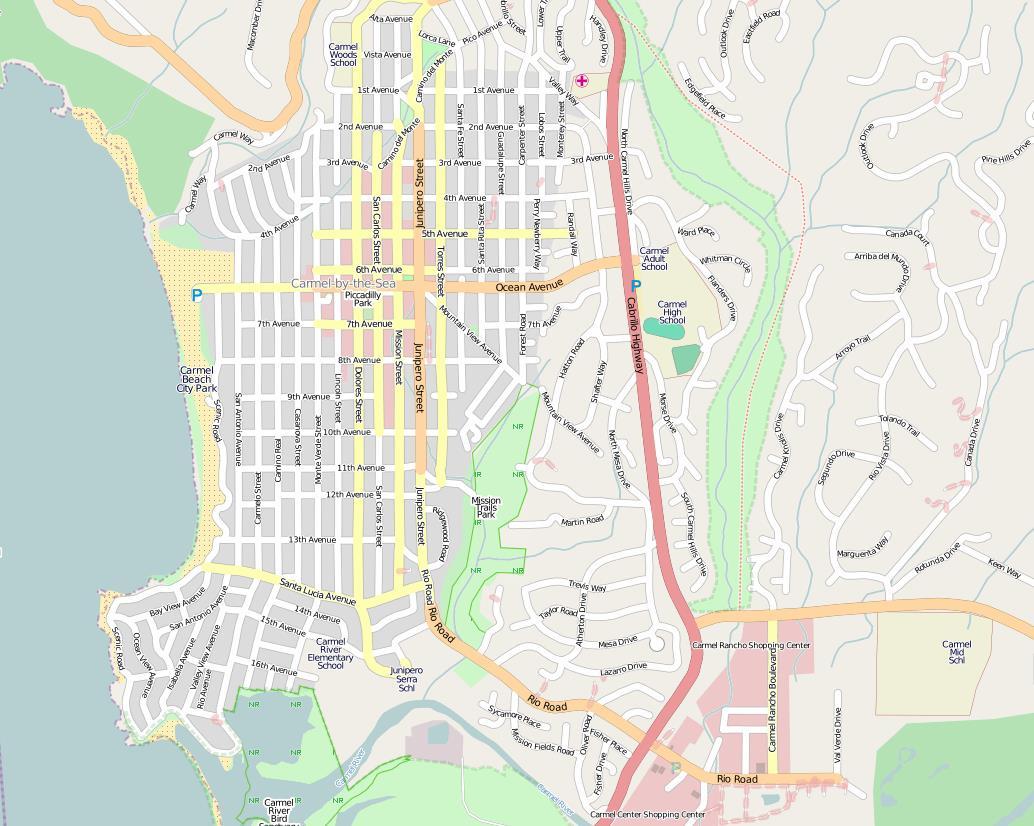 0000 Dolores Avenue Carmel, CA 93921 - MLS #: ML81684502