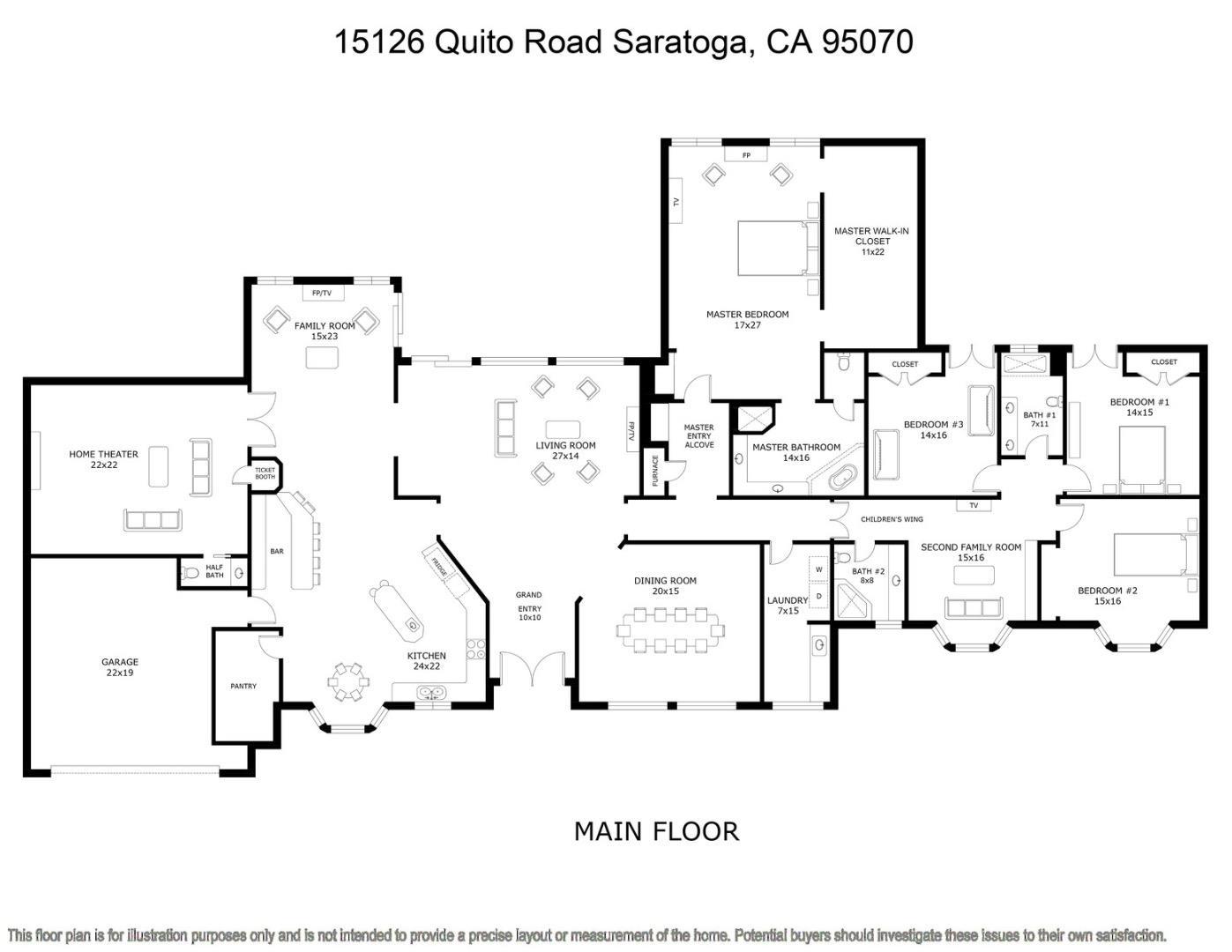 15126 Quito Road Saratoga, CA 95070 - MLS #: ML81692092