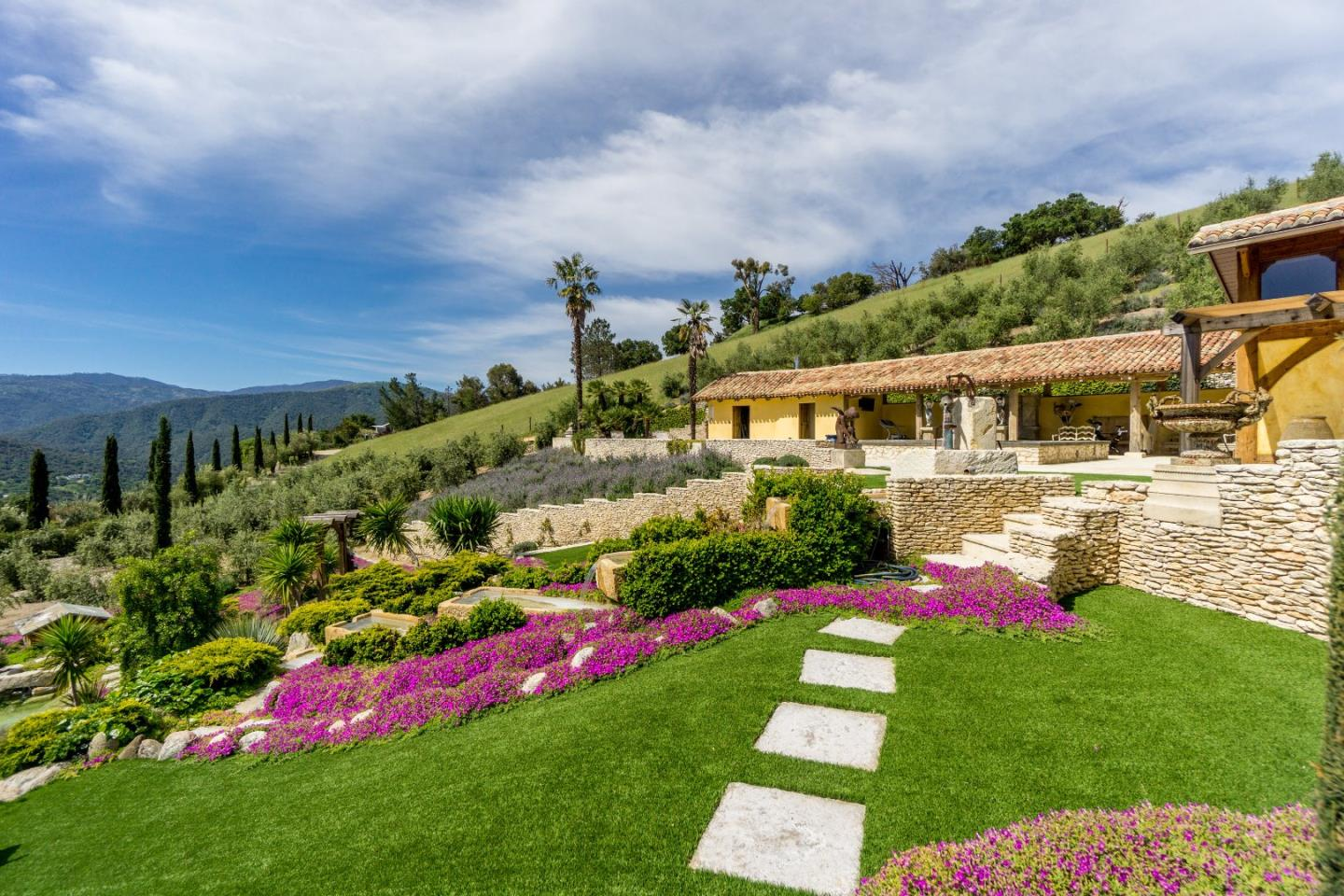 Detail Gallery Image 1 of 1 For 15488 Via La Gitana, Carmel Valley, CA 93924 - 5 Beds | 4 Baths