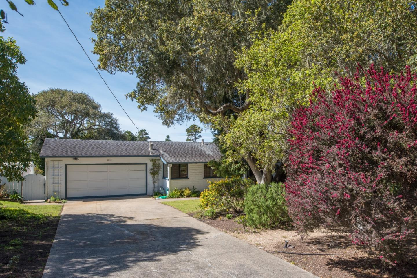 Property for sale at 1012 San Carlos RD, Pebble Beach,  CA 93953