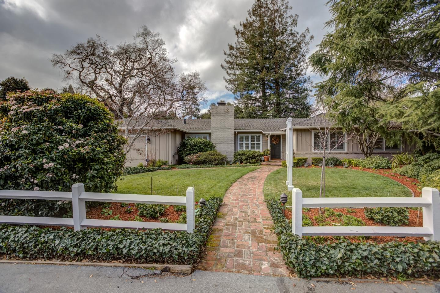 655 oak knoll ln menlo park ca 94025 3 beds 2 baths sold