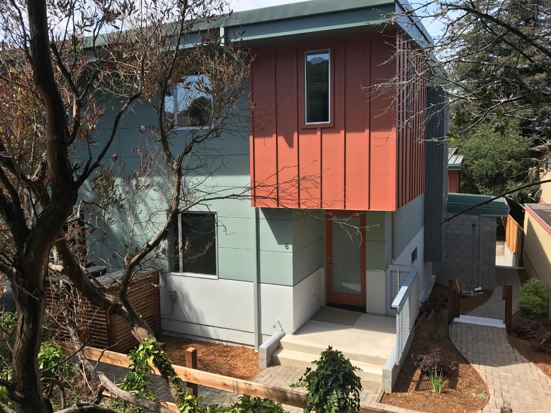 101 Jewell Street Unit 6 Santa Cruz, CA 95060 - MLS #: ML81695948