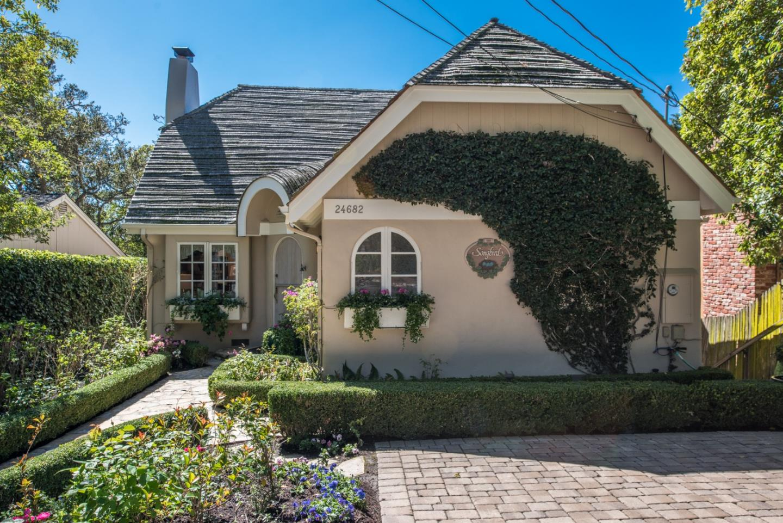 24682 Guadalupe Street Carmel, CA 93923 - MLS #: ML81697916