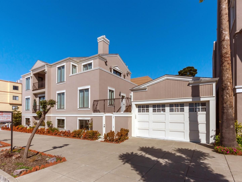 496 38th Avenue San Francisco, CA 94121 - MLS #: ML81698057
