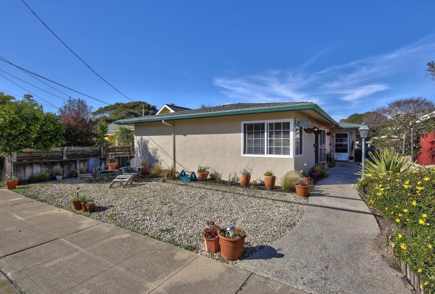 Property for sale at 278-280 Junipero AVE, Pacific Grove,  CA 93950