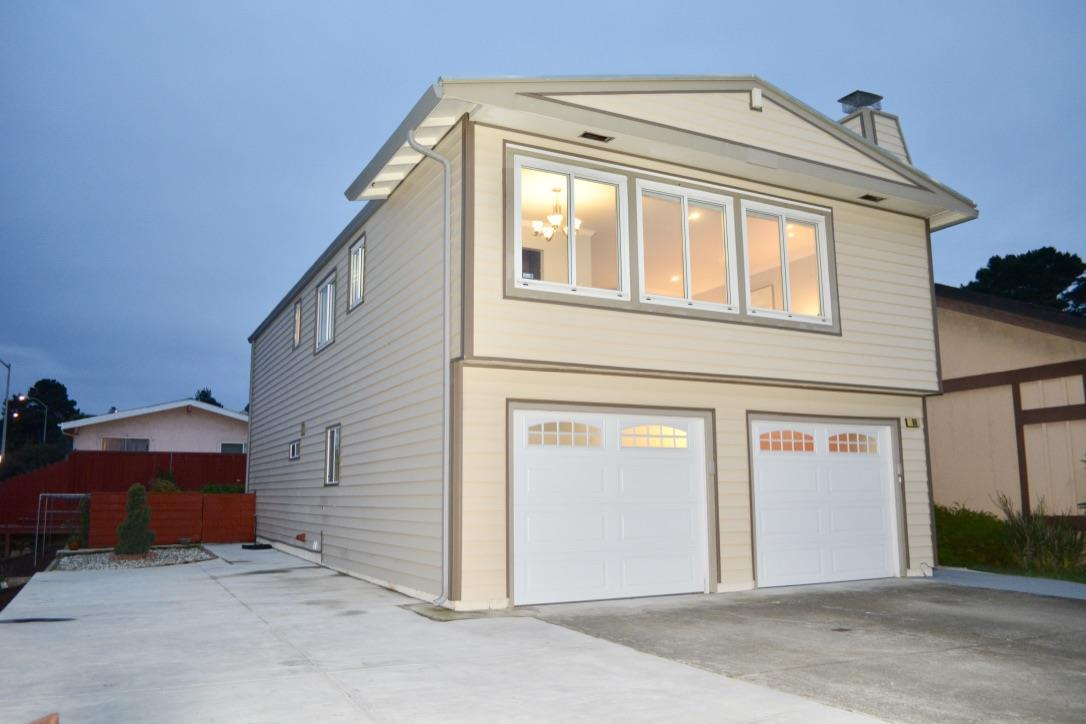 Single Family Home for Sale at 96 Surrey Court 96 Surrey Court Daly City, California 94015 United States