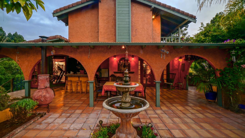4550 Arana Creek Way, Santa Cruz, Ca 95065 | Santa Cruz Beach Homes ...