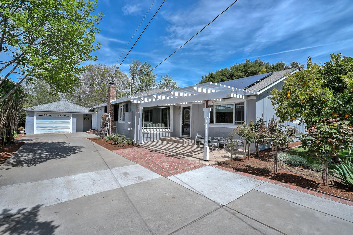 Single Family Home for Sale at 1244 Rose Avenue 1244 Rose Avenue Mountain View, California 94040 United States