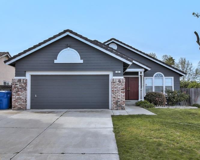 Casa Unifamiliar por un Venta en 804 Cornsilk Court 804 Cornsilk Court Brentwood, California 94513 Estados Unidos
