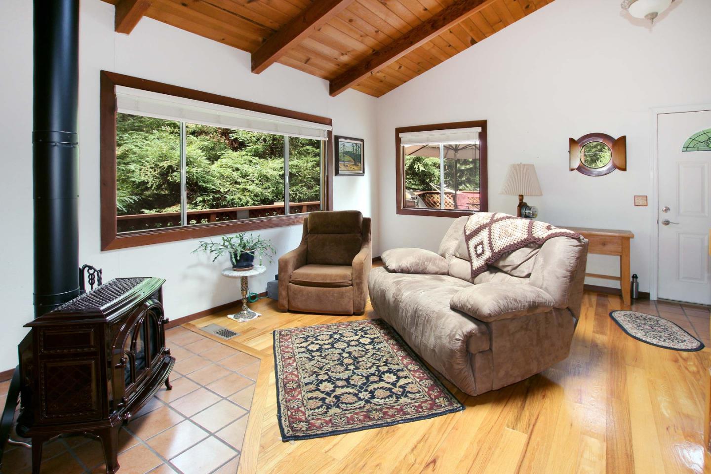 528 Hillcrest Drive Ben Lomond, CA 95005 - MLS #: ML81700511