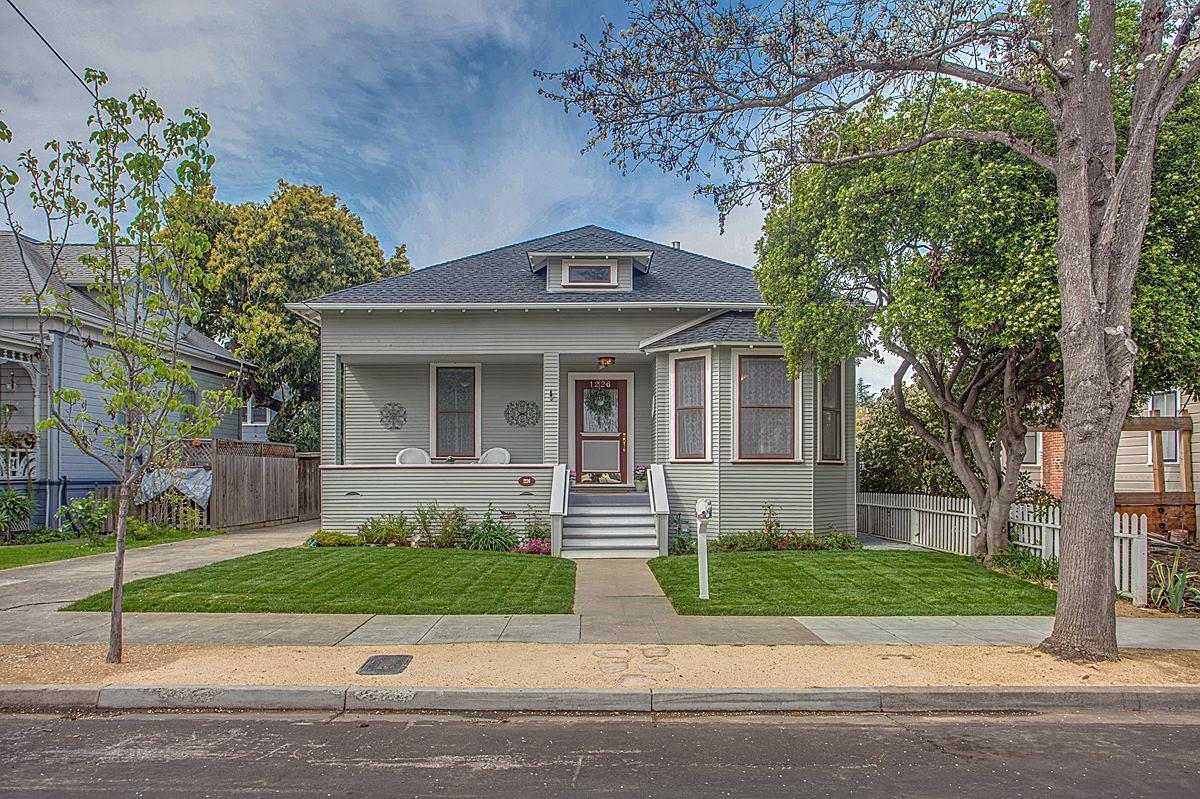 1226 Jackson Street Santa Clara, CA 95050 - MLS #: ML81700536