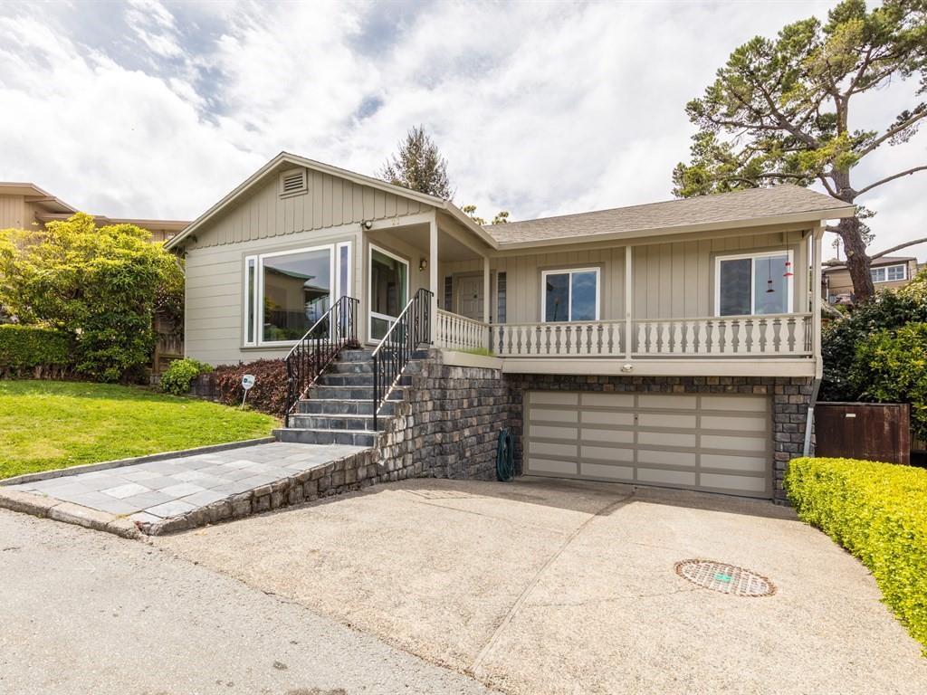 Single Family Home for Sale at 21 Corte Princesa 21 Corte Princesa Millbrae, California 94030 United States