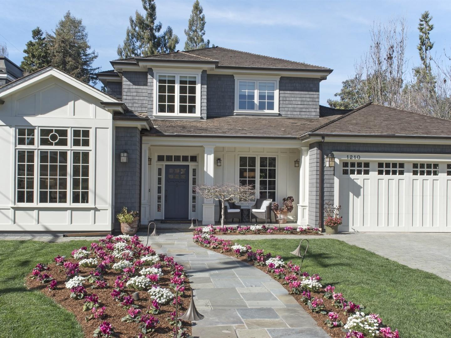 Single Family Home for Sale at 1210 Bay Laurel Drive 1210 Bay Laurel Drive Menlo Park, California 94025 United States