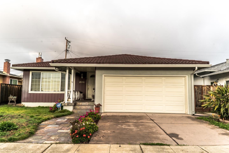 2088 Ginnever Street San Mateo, CA 94403 - MLS #: ML81700995