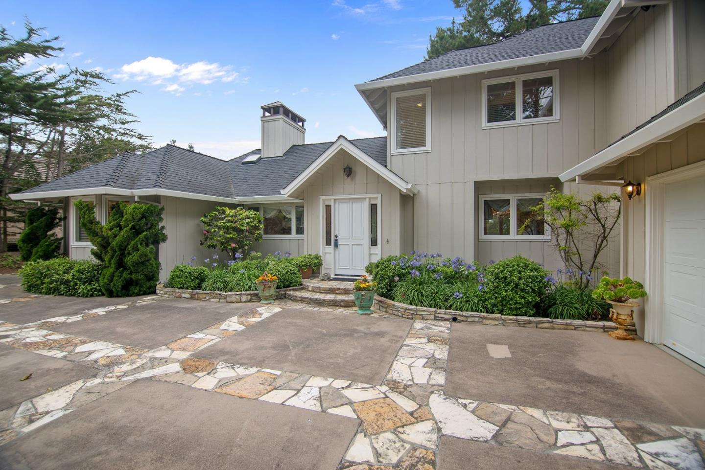Detail Gallery Image 1 of 1 For 4004 El Bosque Dr, Pebble Beach,  CA 93953 - 3 Beds   3/1 Baths