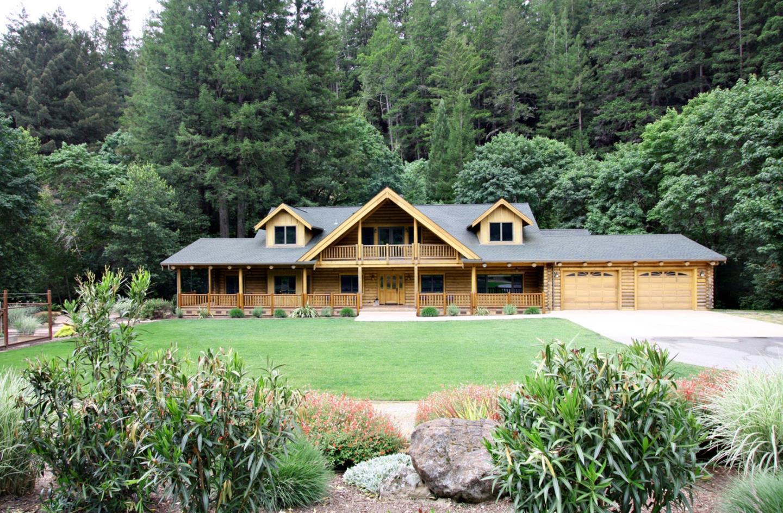 10237 Newell Creek Rd Ben Lomond Ca 95005 4 Beds 3 Baths