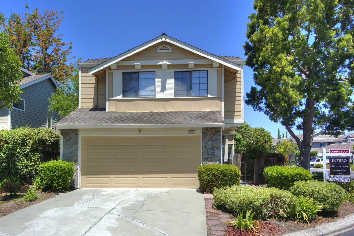 Detail Gallery Image 1 of 1 For 477 Folsom Cir, Milpitas, CA, 95035 - 4 Beds | 2/1 Baths