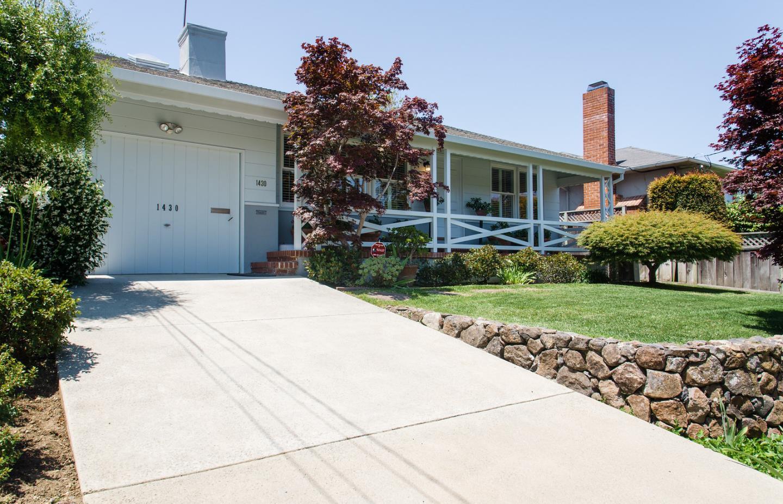 1430 Shafter Street San Mateo, CA 94402 - MLS #: ML81709434
