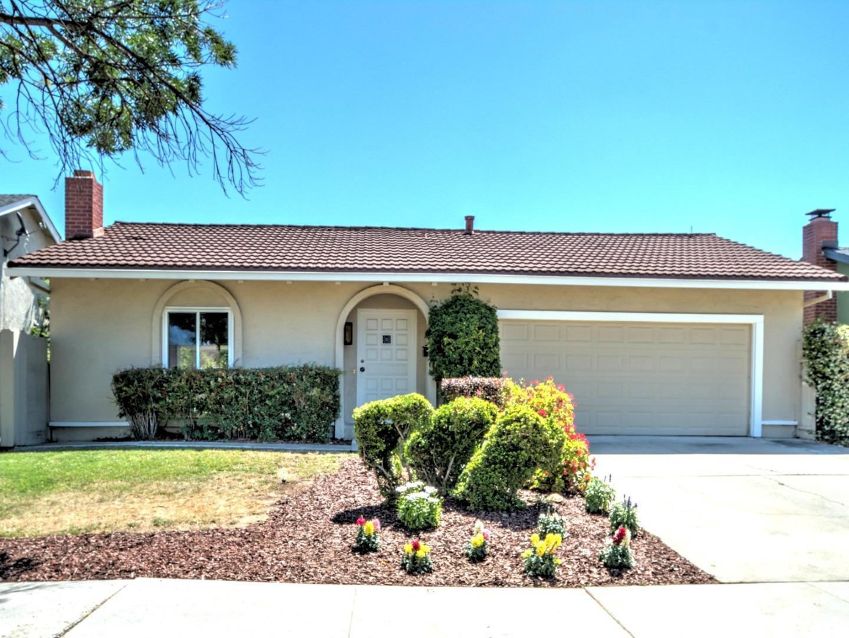 110 Del Prado Drive Campbell, CA 95008 - MLS #: ML81710397