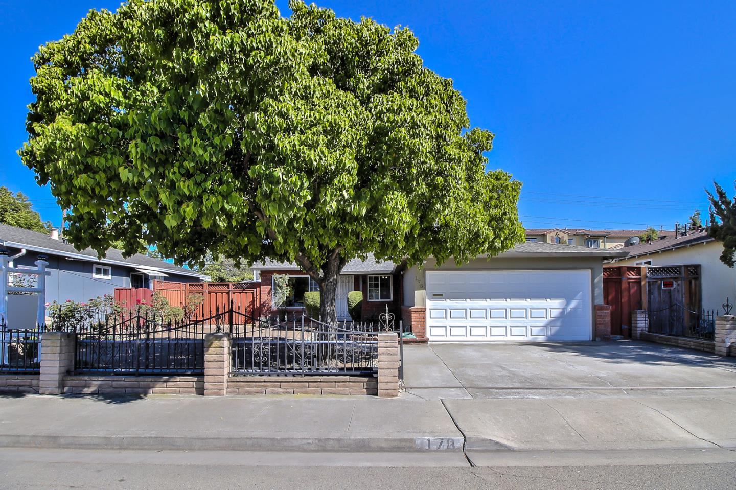 Detail Gallery Image 1 of 1 For 178 Sylvia Ave, Milpitas,  CA 95035 - 3 Beds | 1 Baths