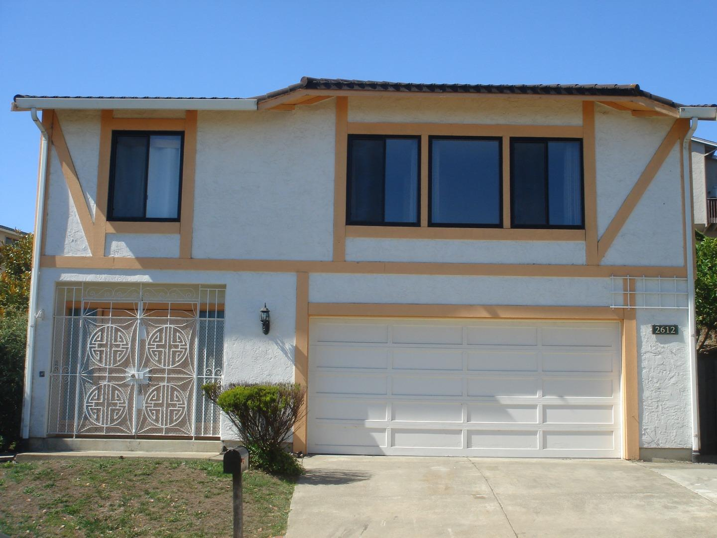 Detail Gallery Image 1 of 1 For 2612 Gellert Ct, South San Francisco, CA 94080 - 4 Beds | 2 Baths