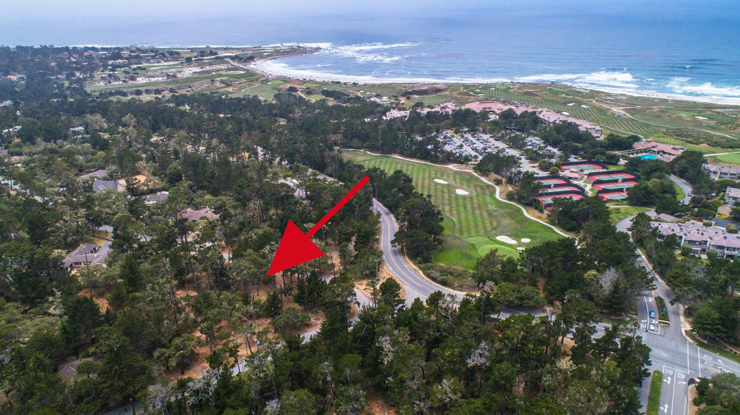 Detail Gallery Image 1 of 1 For 1020 Majella Rd, Pebble Beach,  CA 93953 - – Beds | – Baths