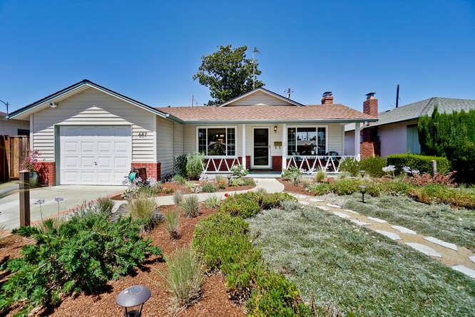 Detail Gallery Image 1 of 1 For 687 Madrone Ave, Sunnyvale,  CA 94085 - 3 Beds   1/1 Baths