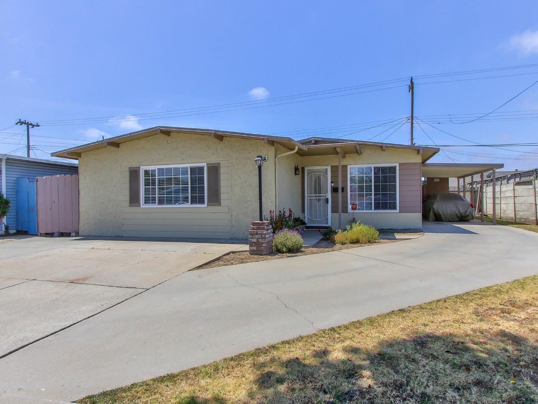 628 Rainier Dr, Salinas, CA 93906 - 3 Beds | 1/1 Baths (Contingent ...