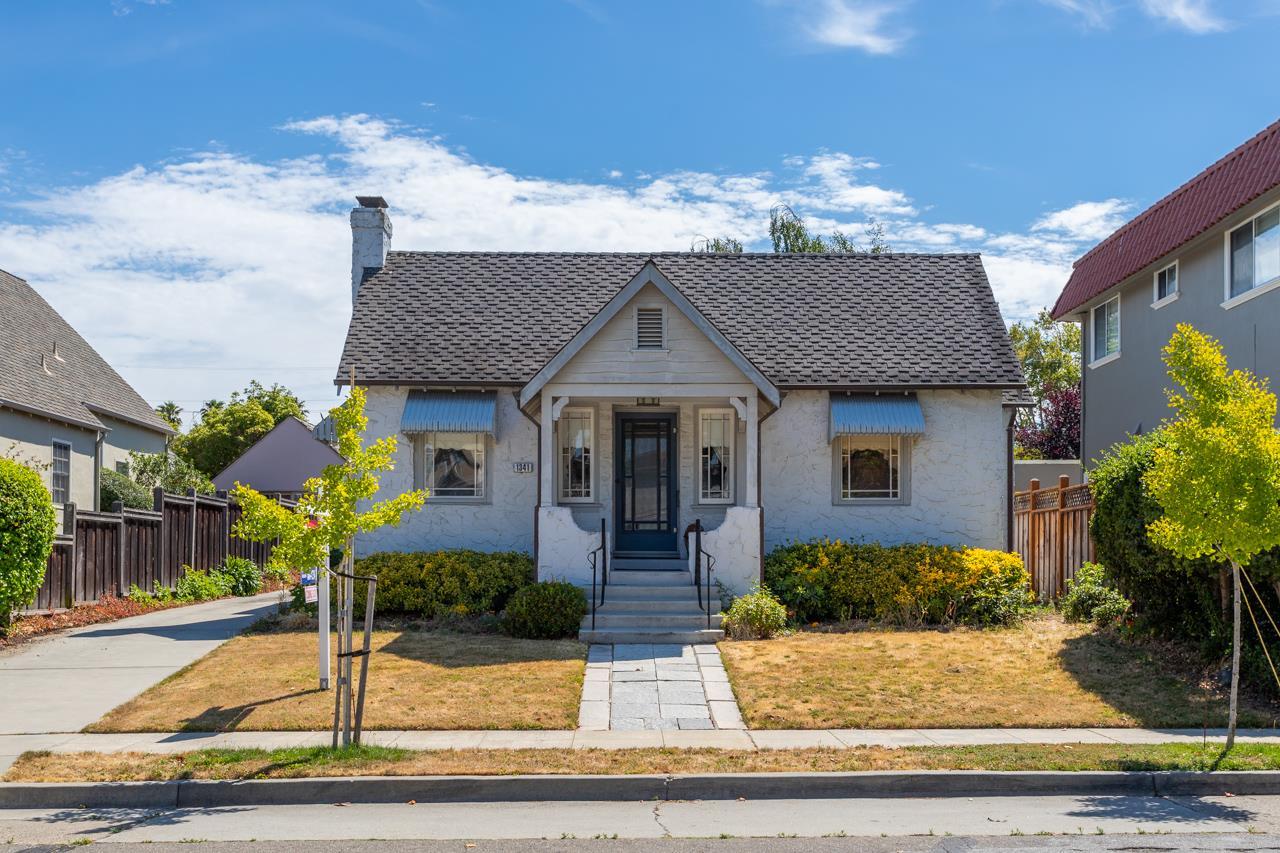Burlingame Homes for Sale -  Single Story,  1341 De Soto AVE