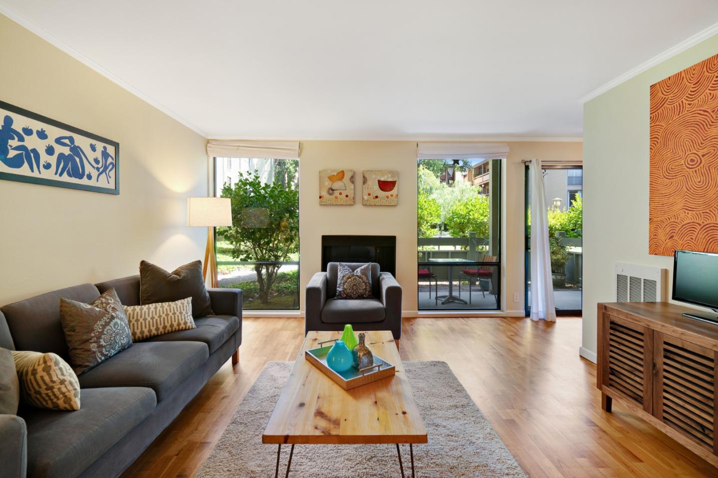 Detail Gallery Image 1 of 1 For 1191 Compass Ln #109,  Foster City,  CA 94404 - 1 Beds | 1 Baths