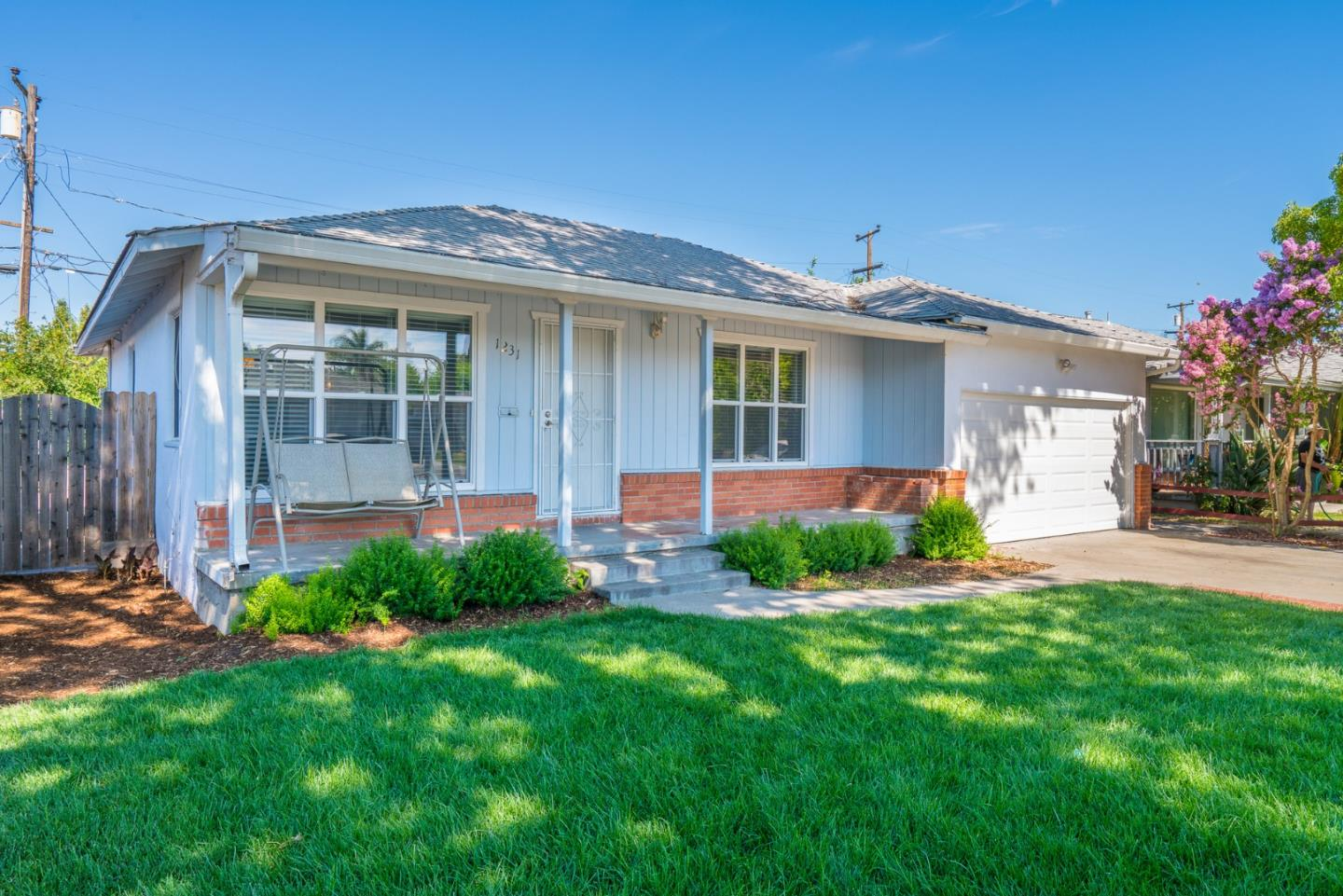 Detail Gallery Image 1 of 1 For 1231 Coolidge Ave, Tracy, CA 95376 - 3 Beds | 1 Baths