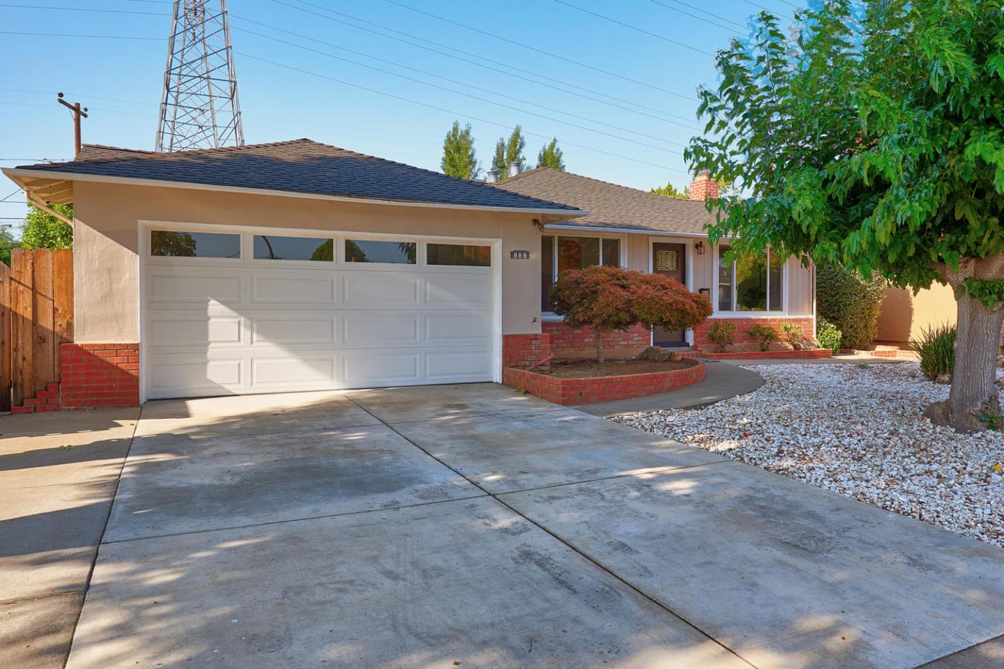 989 CAMBRIDGE AVE, SUNNYVALE, CA 94087