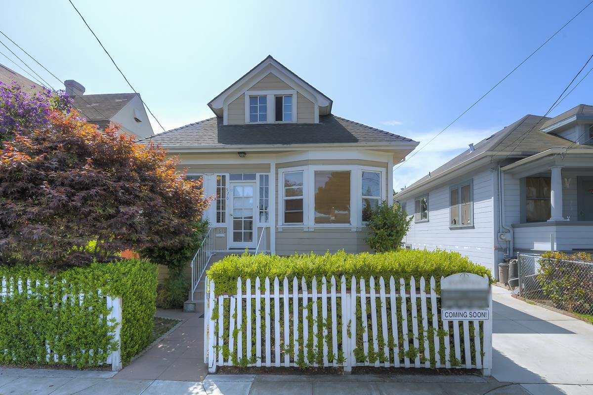 Detail Gallery Image 1 of 1 For 510 E Santa Inez Ave, San Mateo,  CA 94401 - 3 Beds   2 Baths