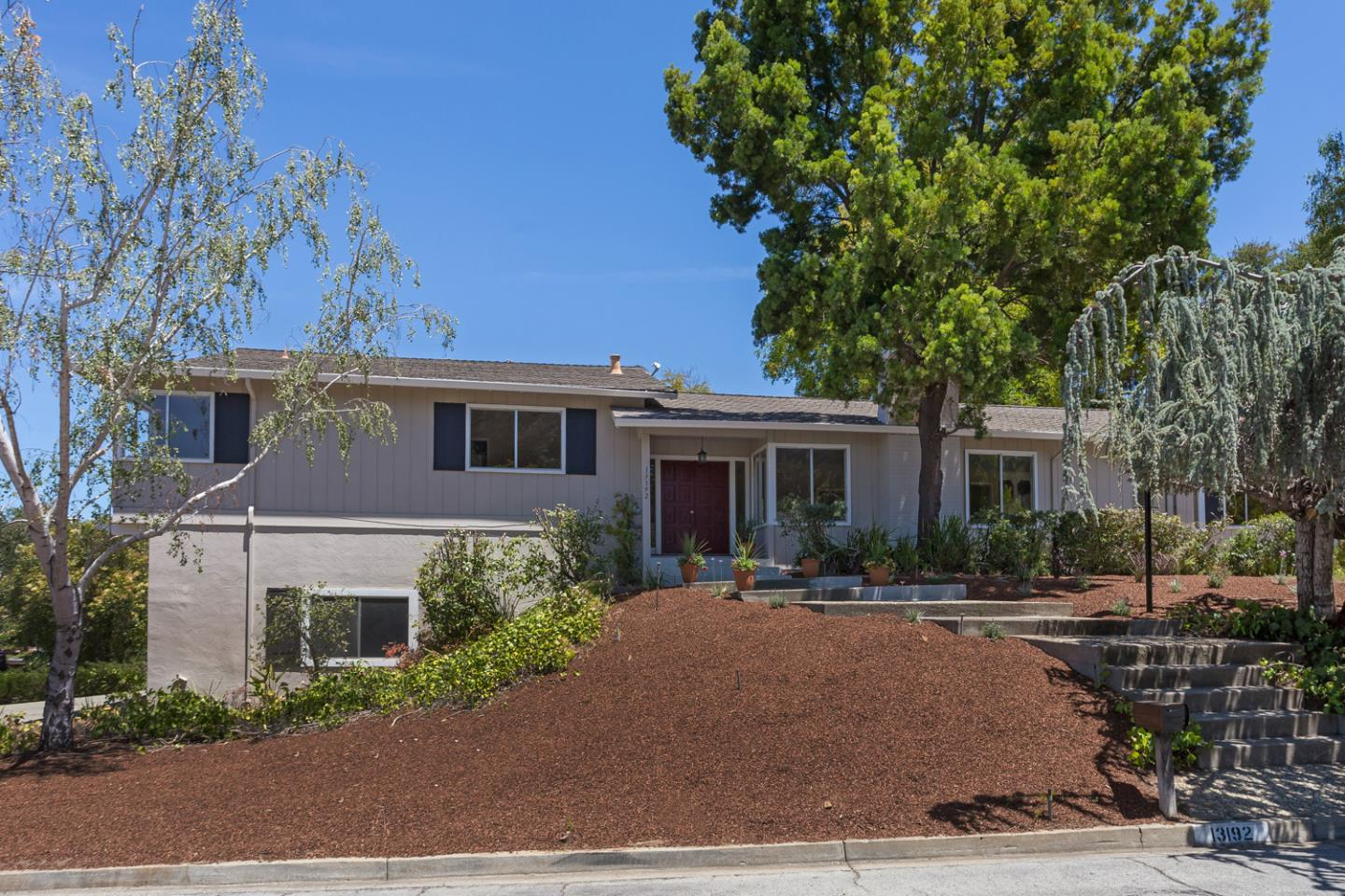 Detail Gallery Image 1 of 1 For 13192 Paramount Dr, Saratoga,  CA 95070 - 4 Beds | 2/1 Baths